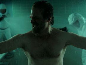 Finest David Harbour Nude Scenes
