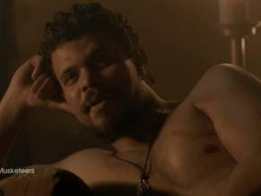 Charles naked