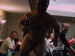 Nude wife licks ass
