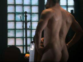 Joel Kinnaman Naked Soccer