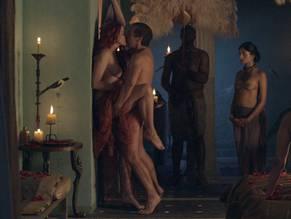 Naked Men In Spartacus