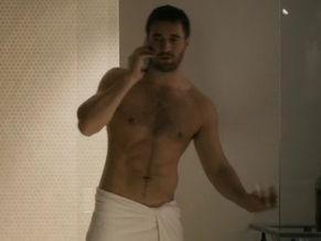 Joshua bowman nude