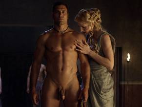 Topless Nude Men Of Spartacus Pic