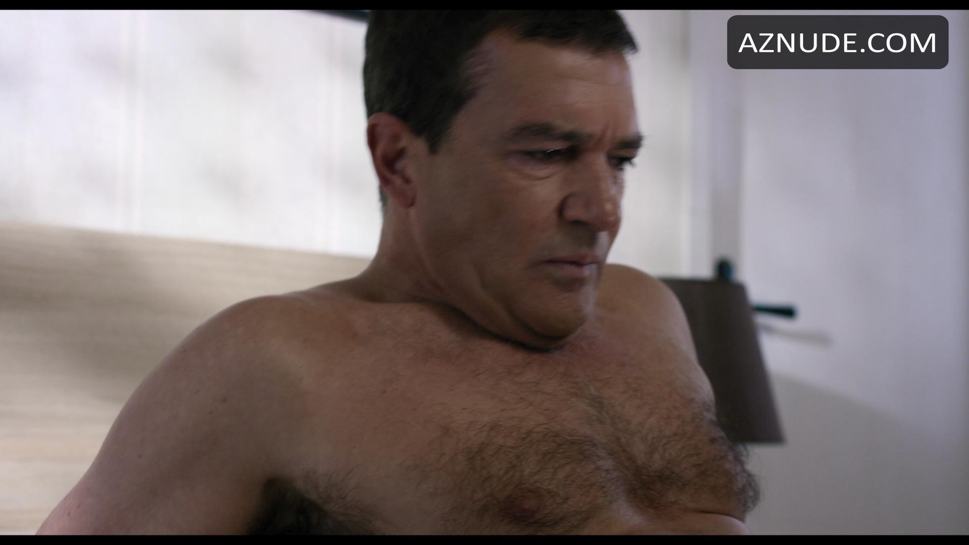 Antonio Banderas Nude - Aznude Men-8823