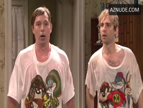 BECK BENNETT NUDE/SEXY SCENE IN SATURDAY NIGHT LIVE