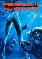 PIRANHA PART TWO: THE SPAWNING NUDE SCENES