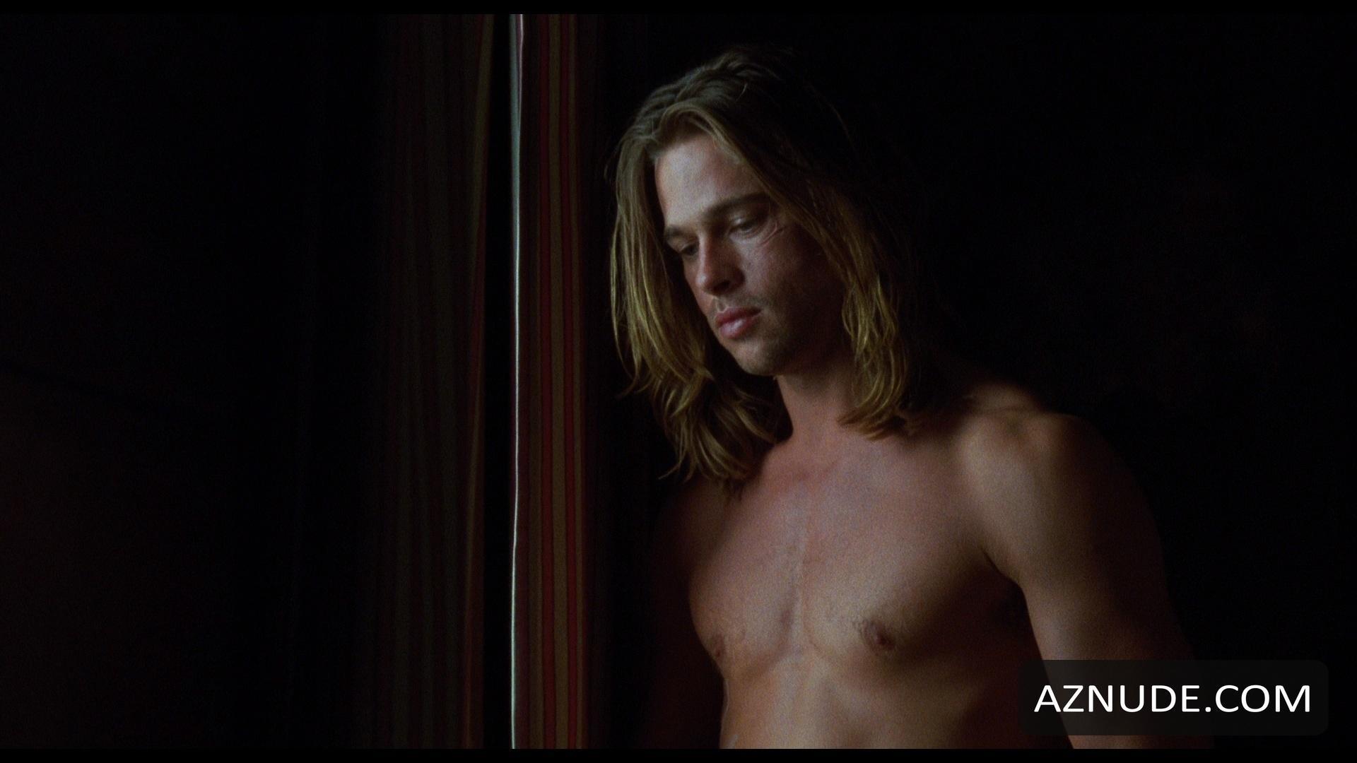 Brad Pitt Nude - Aznude Men-9295