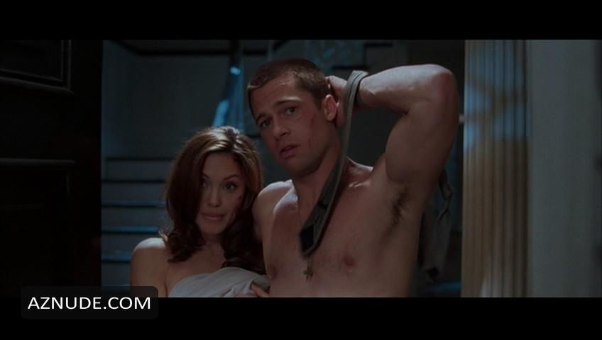 Hot angelina jolie mr and mrs smith hot and sexy scene
