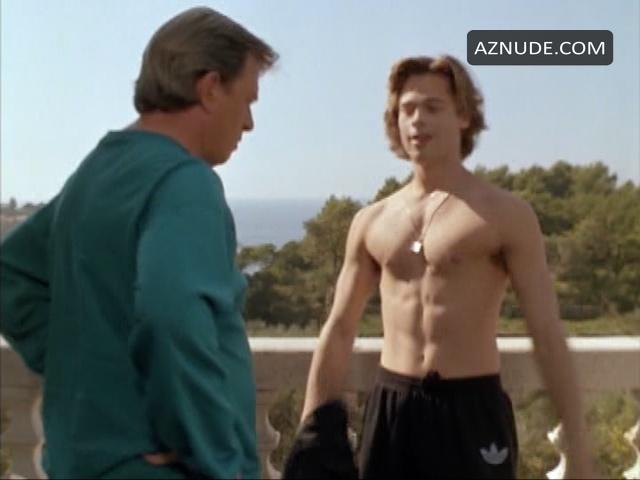 Brad Pitt Nude - Aznude Men-2098