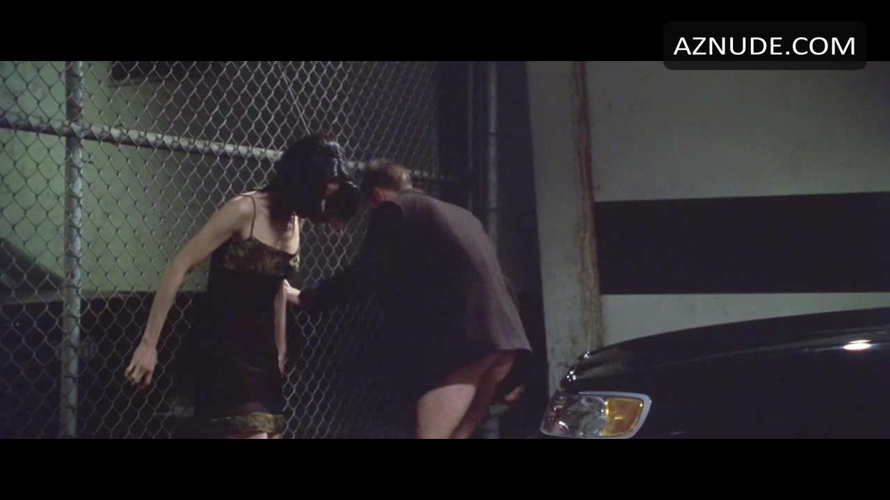 Body shots car sex scene