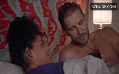 BRETT TUCKER NUDE/SEXY SCENE IN STATION 19