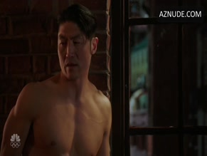 BRIAN TEE NUDE/SEXY SCENE IN CHICAGO MED