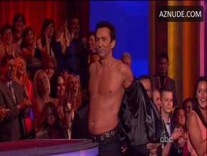 BRUNO TONIOLI in DANCING WITH THE STARS(2005)