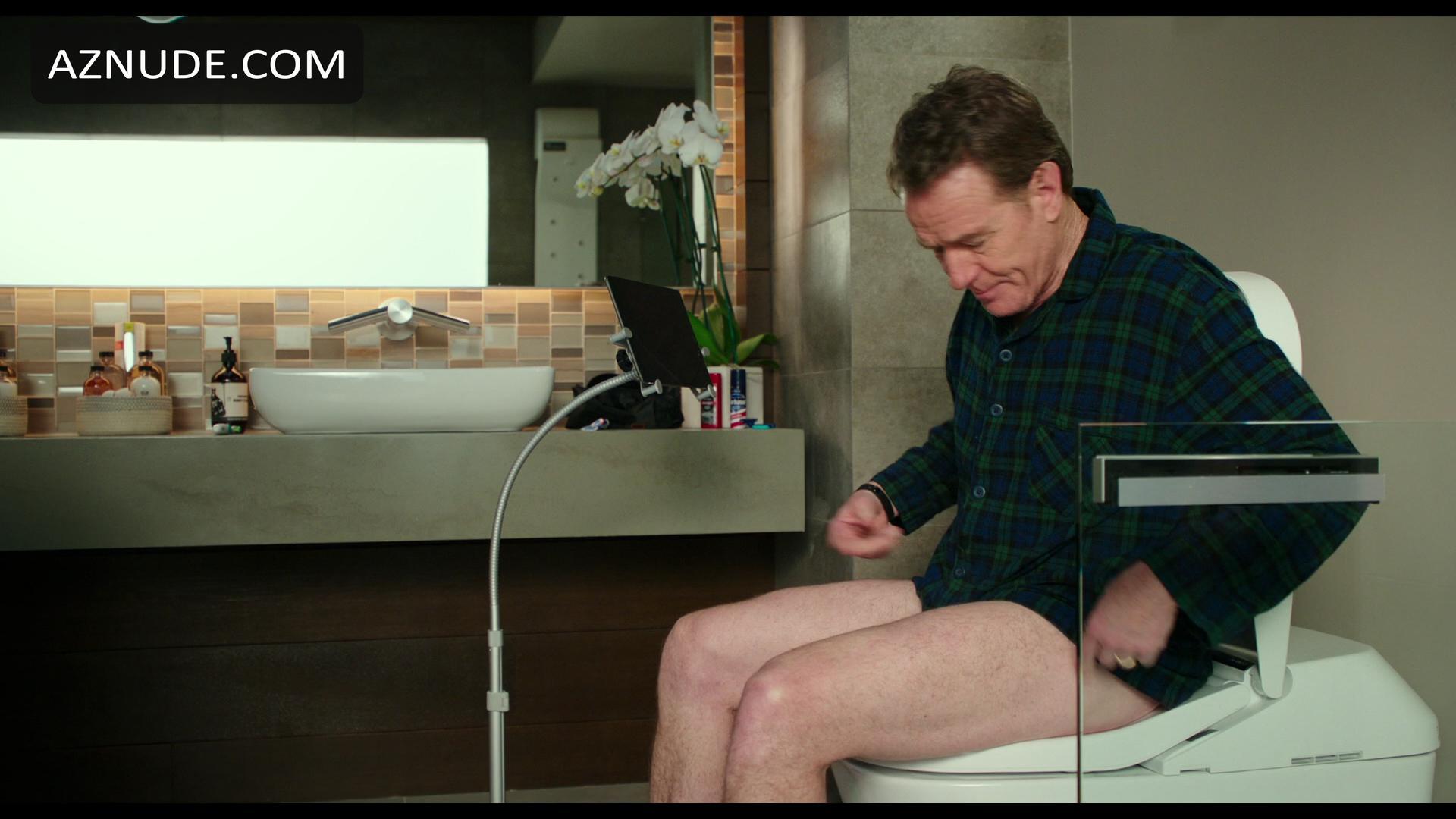 Bryan cranston on breaking naked, rocking tighty whities