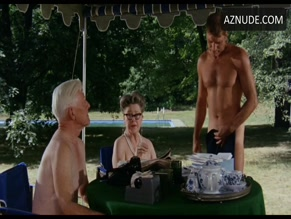 BURT LANCASTER NUDE/SEXY SCENE IN THE SWIMMER