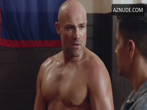 CATHAL PENDRED NUDE/SEXY SCENE IN MAGNUM P.I.