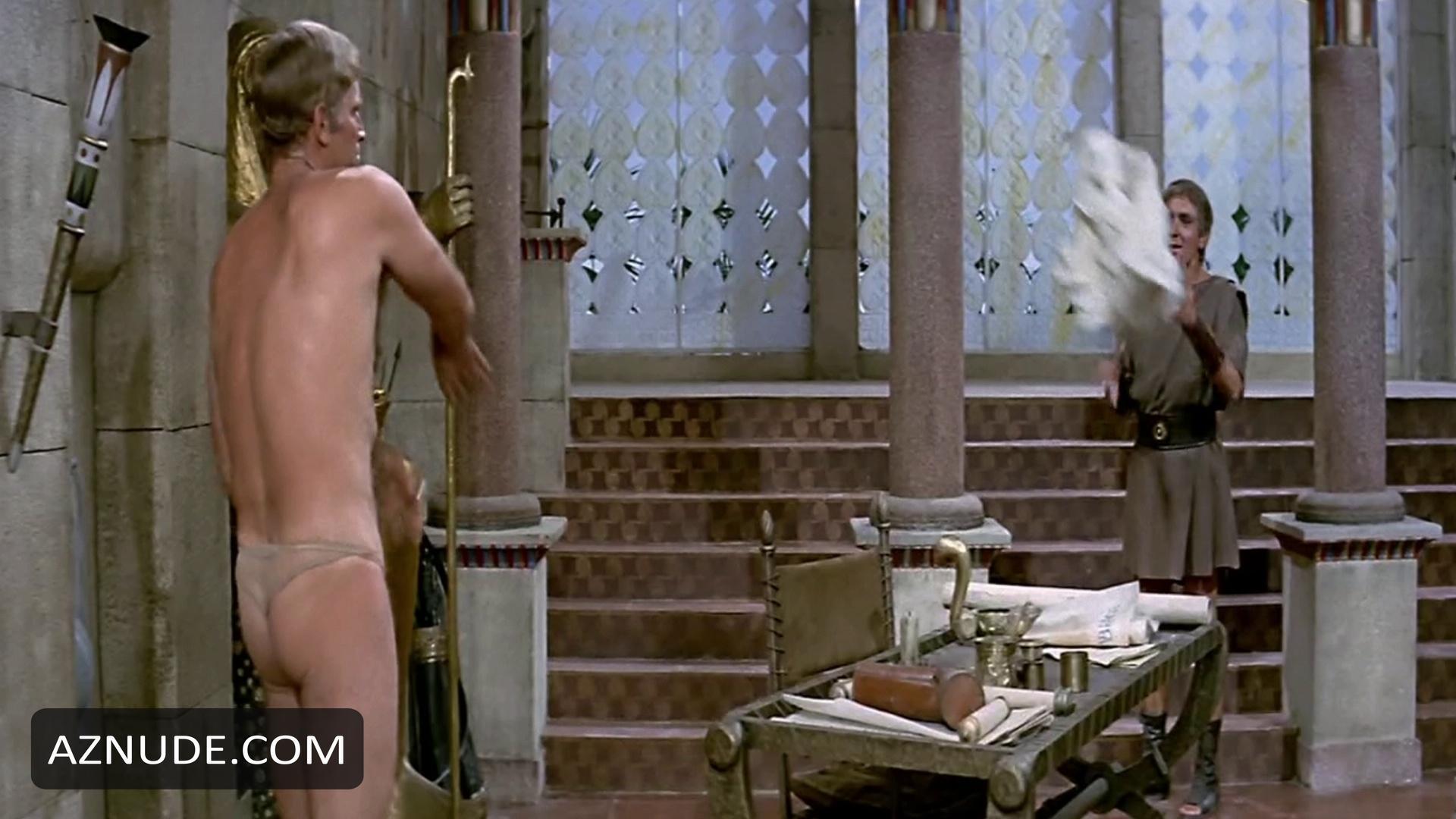 Naked Heston Photo
