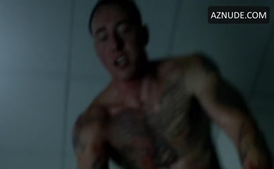CHRIS COY in Banshee