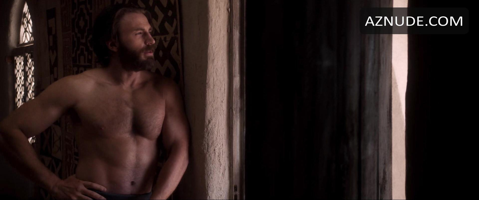 Celeb Chris Evans Naked Uncensored HD