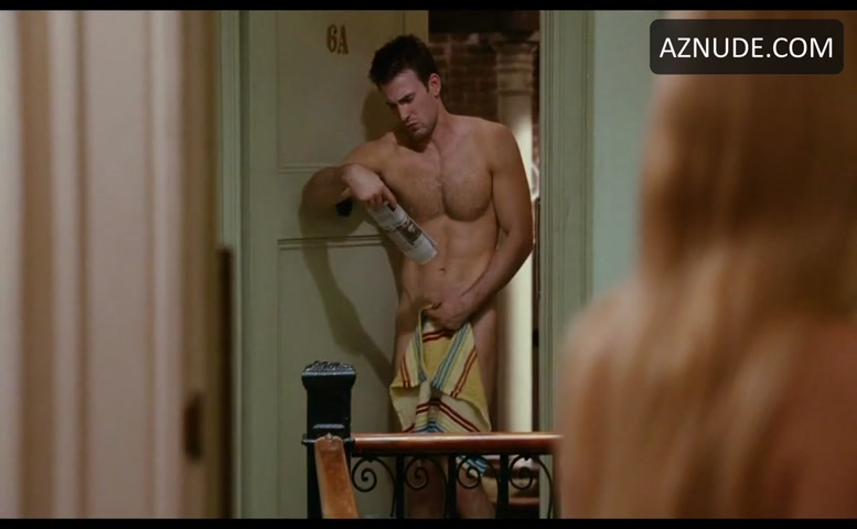Attractive Chris Evans Naked Gallery HD