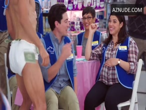 CHRISTOPHER S. REID NUDE/SEXY SCENE IN SUPERSTORE