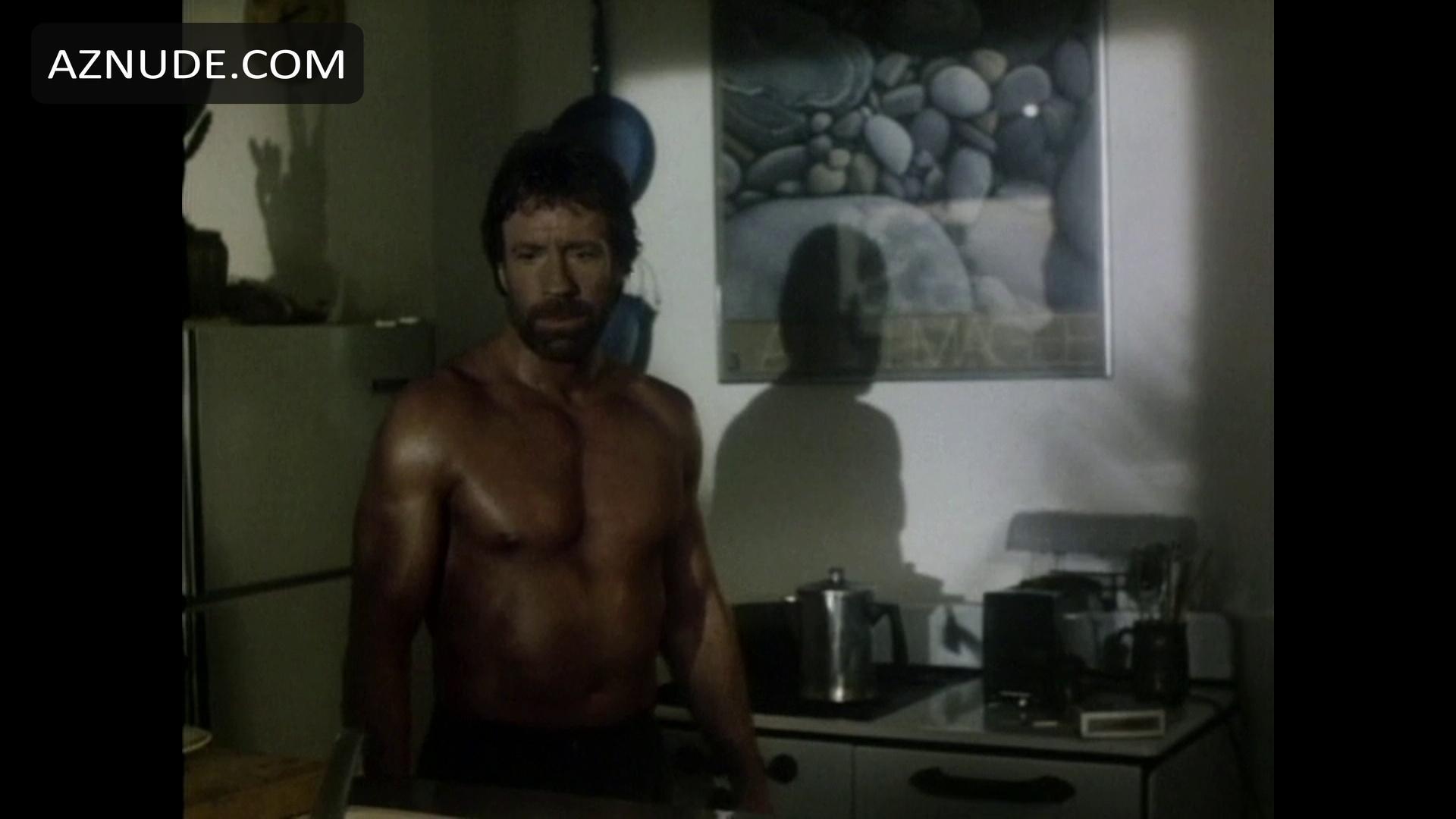 Topless Chuck Norris Nude Gif