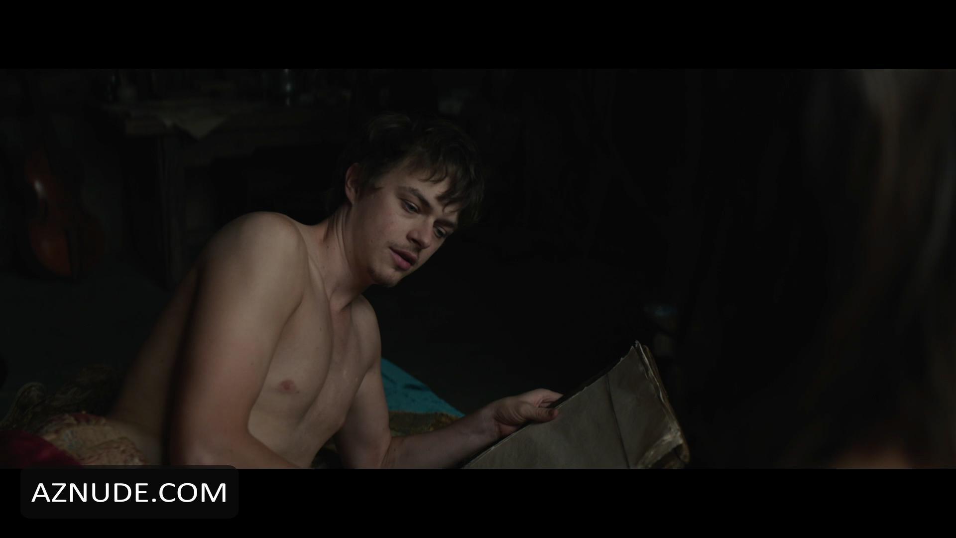 Dane dehaan naked