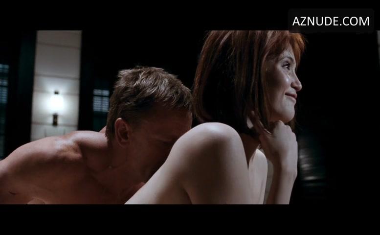 Quantom of solace sex scene