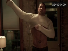 DAVE BAUTISTA NUDE/SEXY SCENE IN HOUSE OF THE RISING SUN