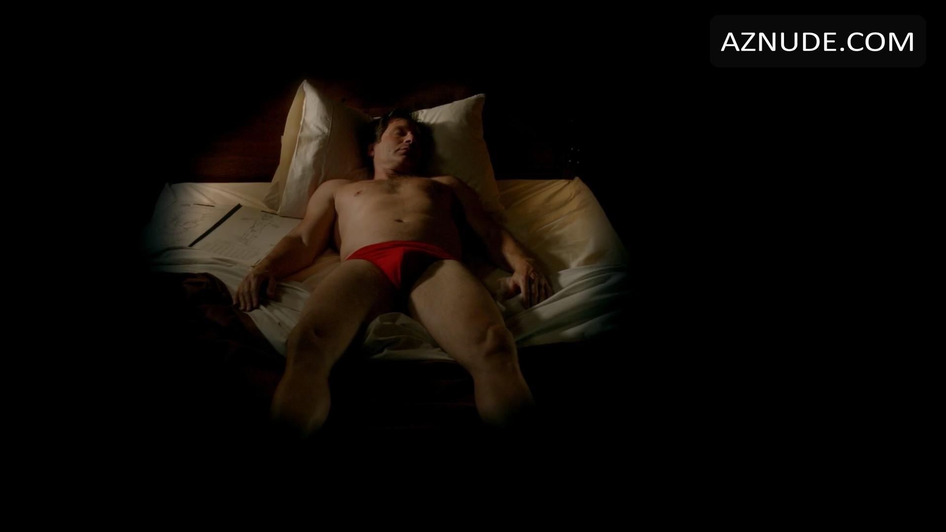 Hot David Duchovney Nude Pictures