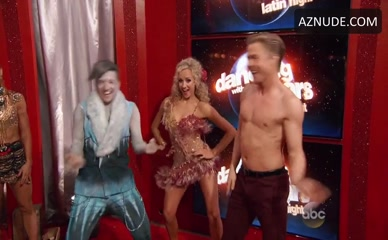 DEREK HOUGH in Dancing With The Stars