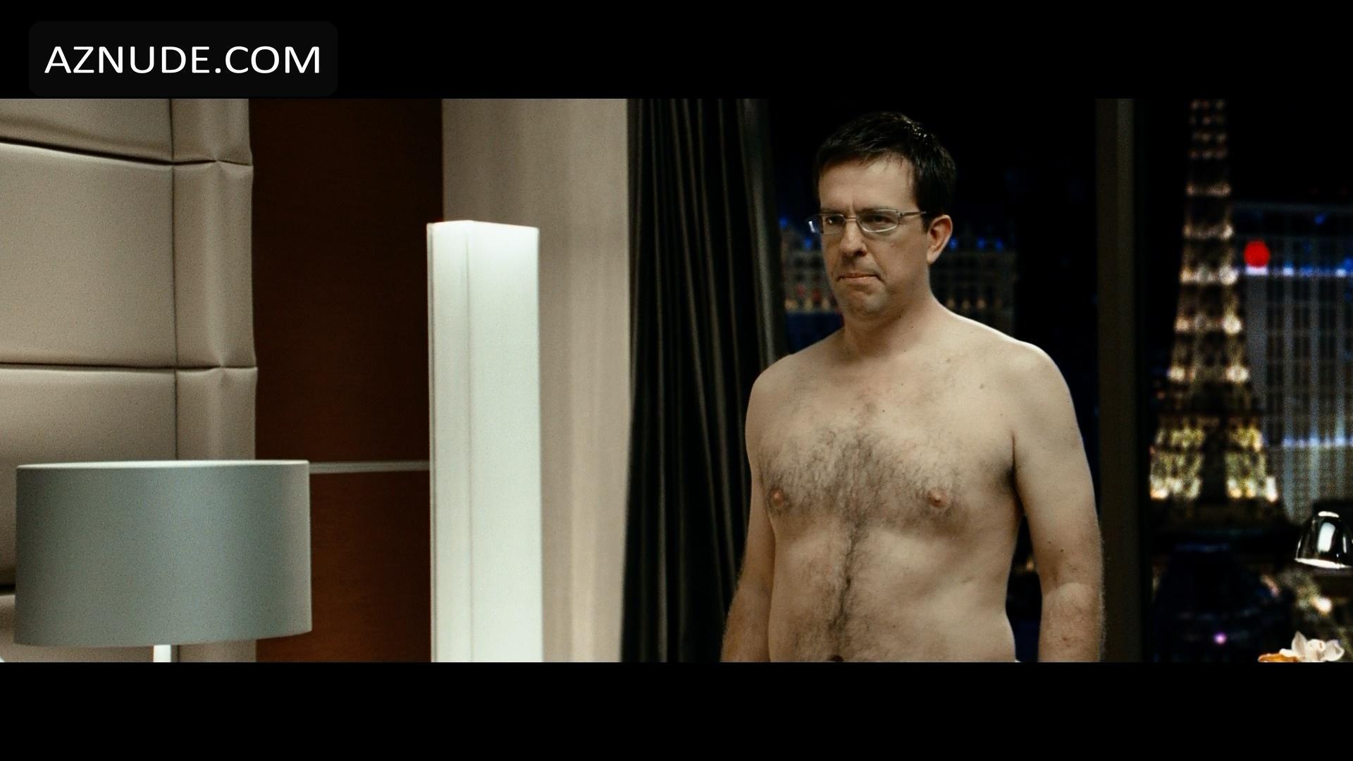Ed helms to be frank drebin in the naked gun reboot