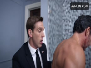 ED QUINN NUDE/SEXY SCENE IN THE OVAL