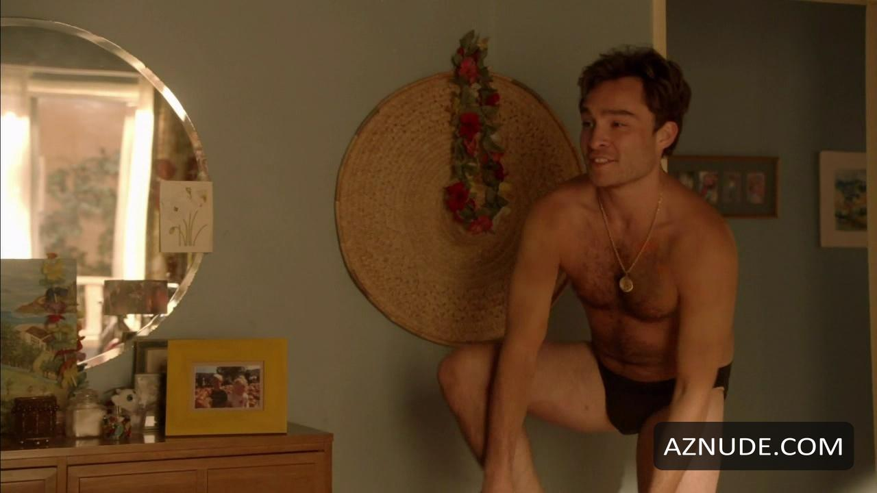 Ed westwick sex scene pic 243