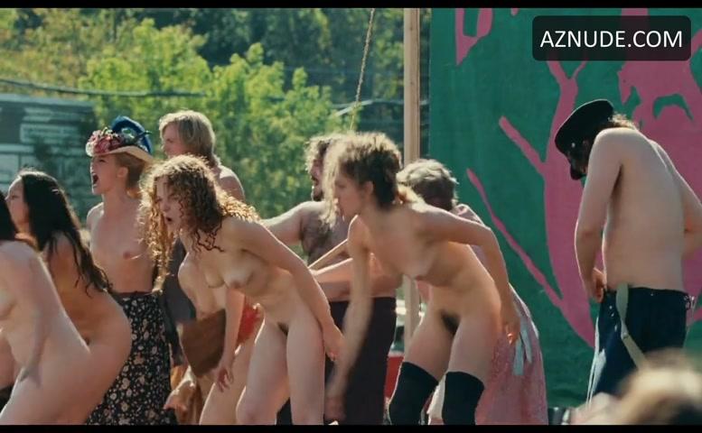 Emile Hirsch Penis, Shirtless Scene In Taking Woodstock -6578