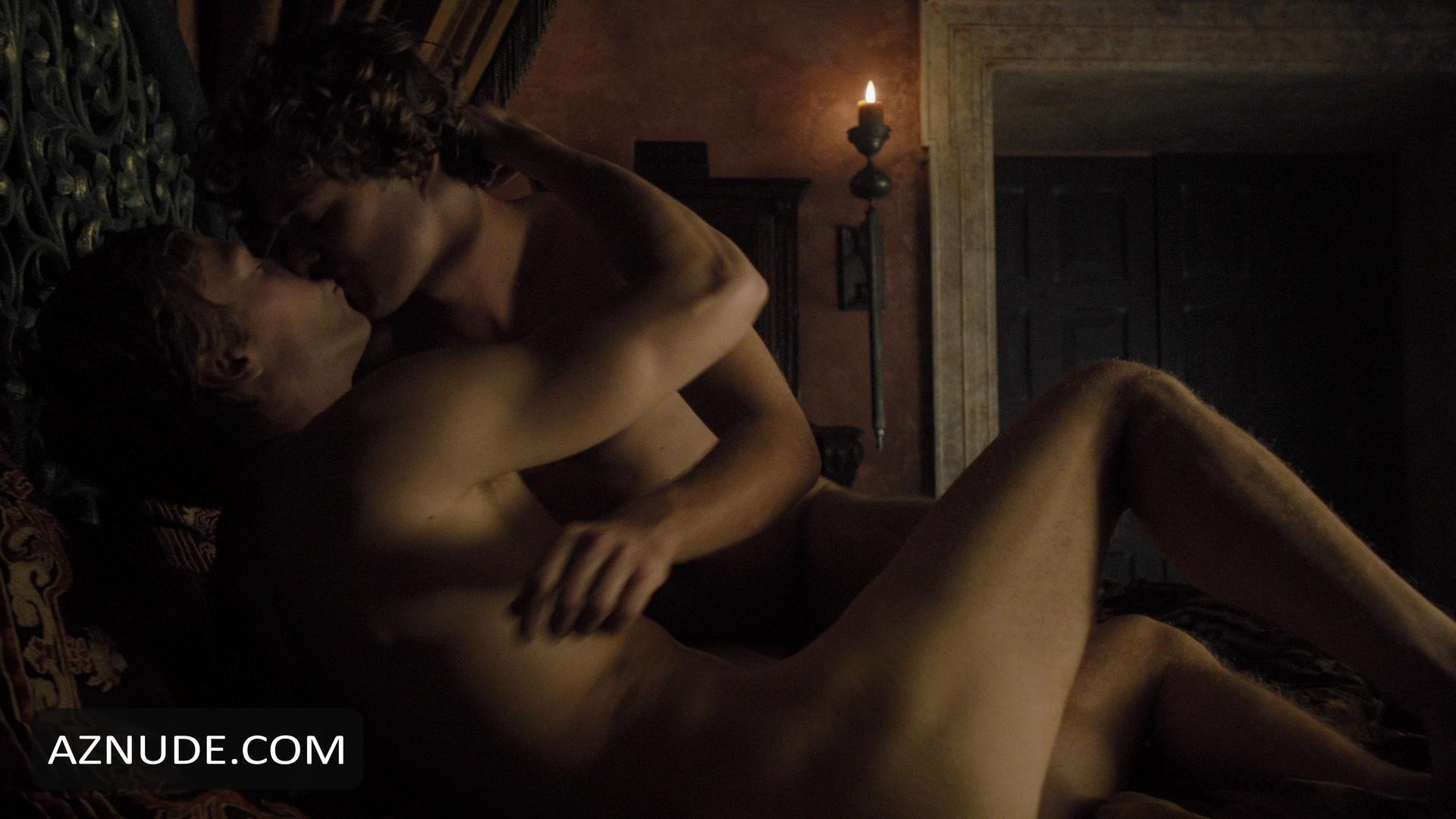 Watkin Tudor Jones Nude