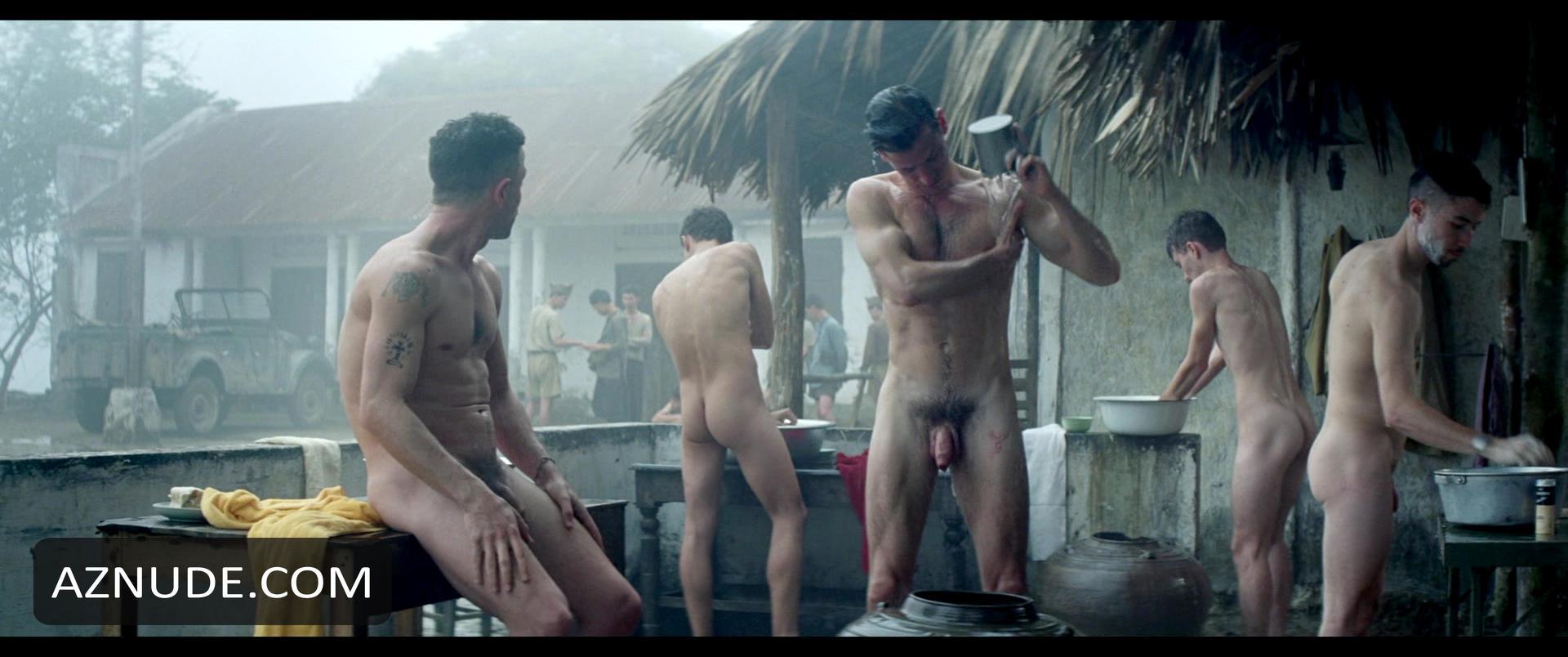 Charlie Hunnam's Latest Nude Scene