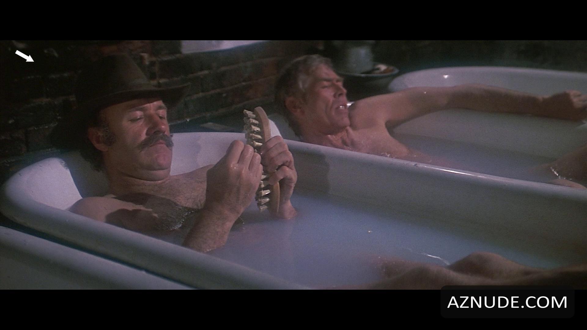 guys biting naked girls