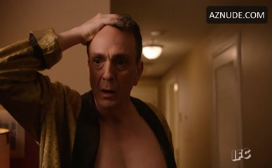 HANK AZARIA in Brockmire