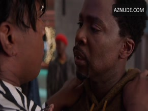 HAROLD PERRINEAU JR. NUDE/SEXY SCENE IN STAR