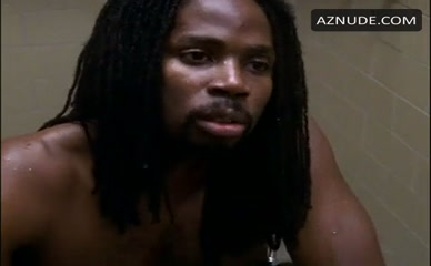 HAROLD PERRINEAU JR. in Oz