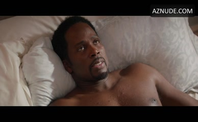 HAROLD PERRINEAU JR. in The Best Man Holiday