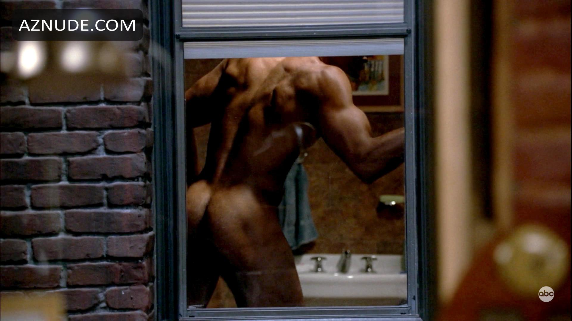 Henry simmons naked