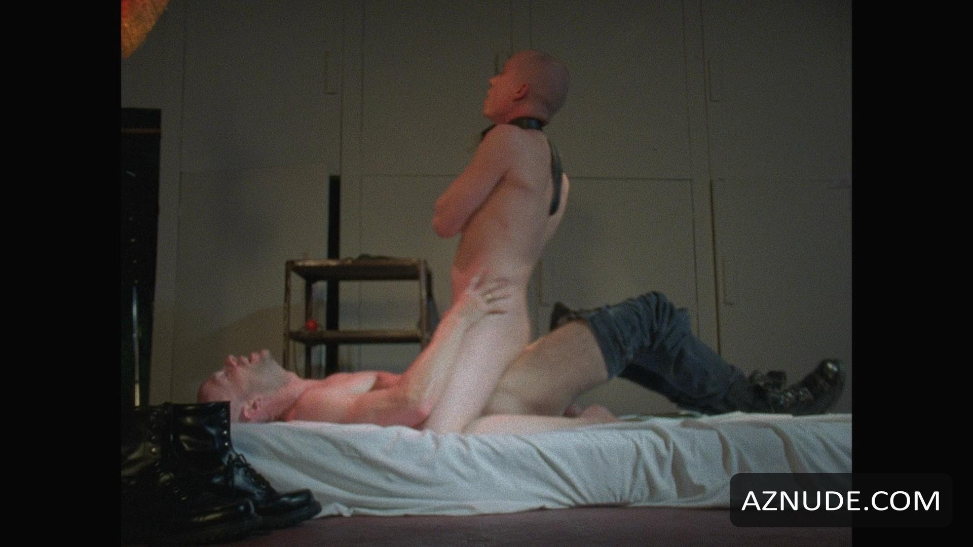 Hot Ben Johnson Nude Gif