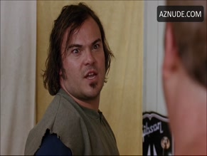 JACK BLACK in TENACIOUS D IN THE PICK OF DESTINY(2006)