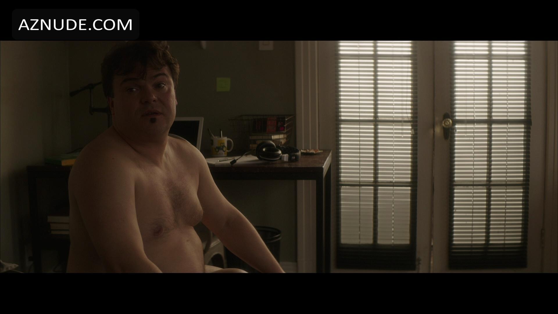 nude jack black having sex