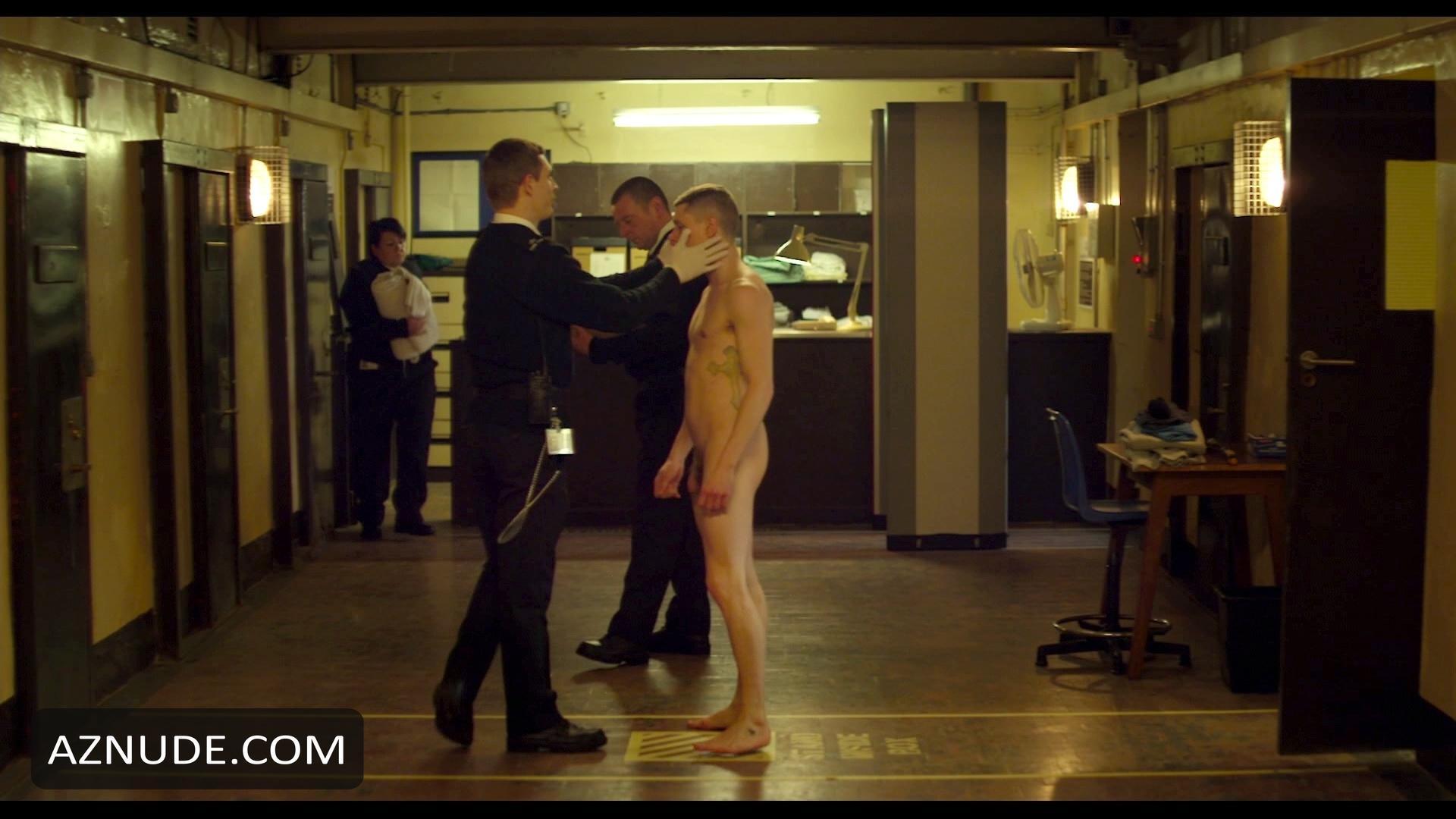 Starred Up Nude Scenes - Aznude Men-5443