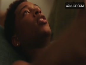 JACOB LATIMORE NUDE/SEXY SCENE IN THE CHI