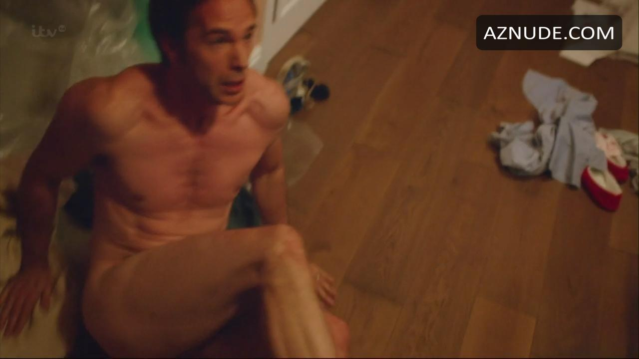 Hot James D Arcy Nude Gif