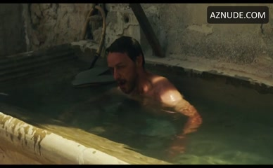 JAMES MCAVOY in Submergence